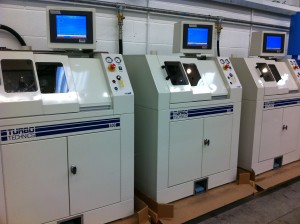 VSR 400 balancing machines