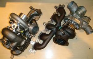 Focus Mk2 500+ BHP S217 turbo
