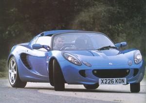 TT Lotus Elise