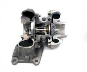 TT VNT turbo cutaway