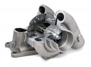 VNT turbo cutaway