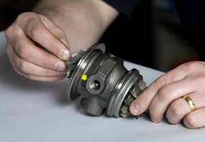 Turbo Technics core inspection
