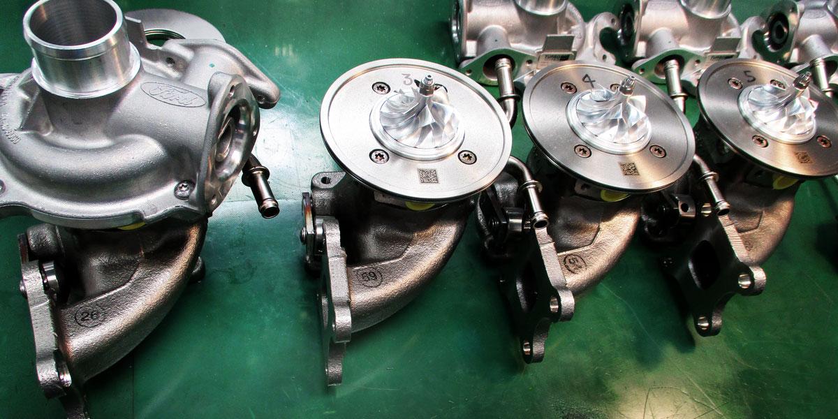 hybrid - Turbo Technics