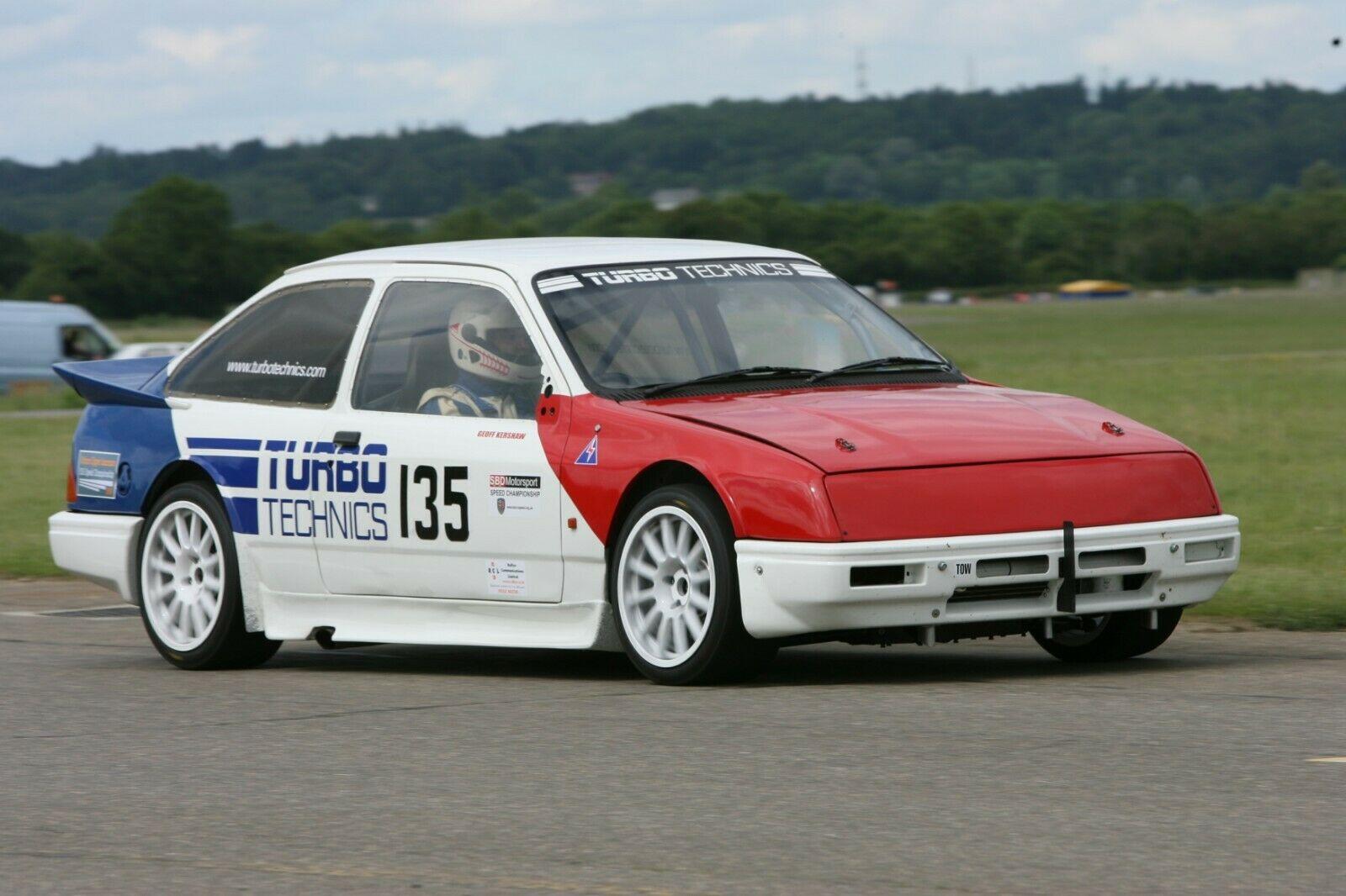 sierra race car