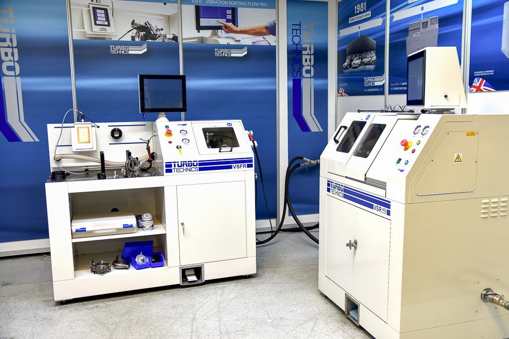 Turbo Test Equipment Training